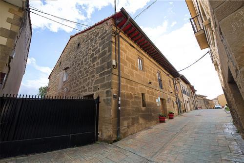 la molinera Samaniego rioja alavesa fachada