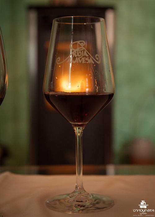 la molinera Samaniego rioja alavesa vino