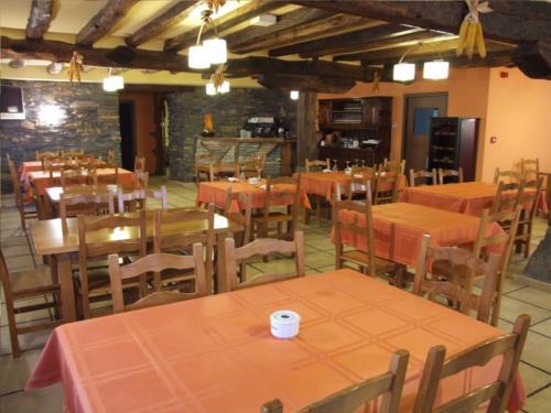 dining room farm house bartzelona in Gipuzkoa