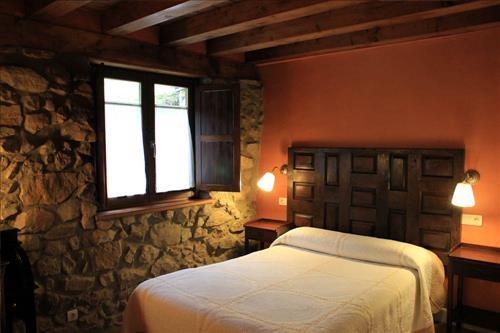 Habitacion doble Casa Rural Ogoño Mendi Bizkaia