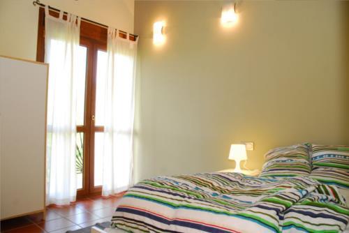 habitación doble 3 agroturismo Kortazar en Gipuzkoa