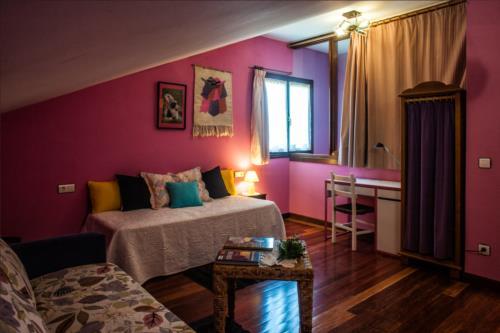 habitación apartamento agroturismo larraxko en gipuzkoa