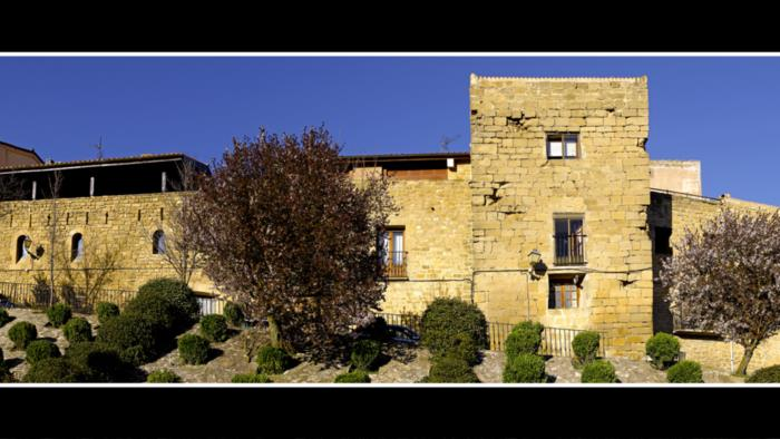 fachada casa rural erletxe en alava