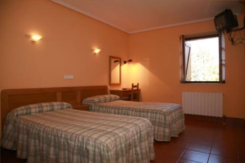 habitación doble 2 agroturismo berriolope en Vizcaya