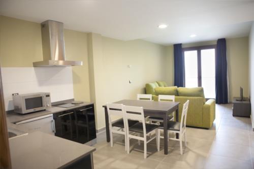 apartamento 1 agroturismo Itxaspe en Gipuzkoa