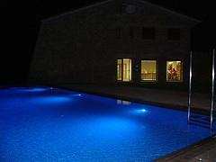 piscina agroturismo Itxaspe en Gipuzkoa