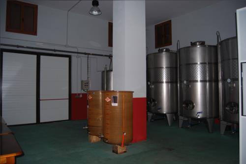 maquinas agroturismo Olagi en Gipuzkoa