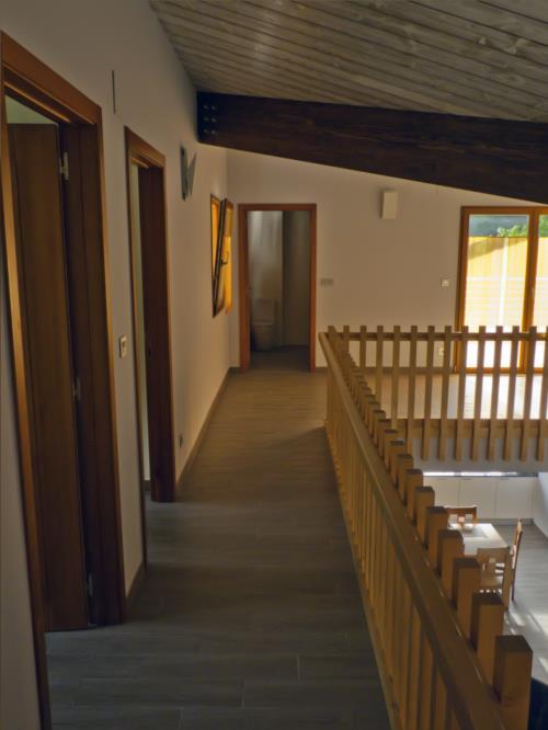 inside country house teileri in Gipuzkoa