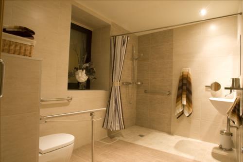 baño agroturismo arkaia en Alava