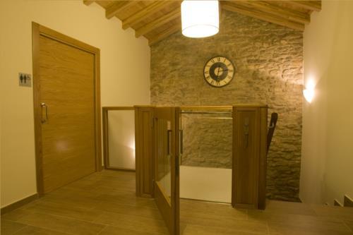 interior agroturismo arkaia en Alava