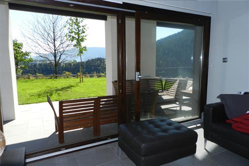 Casa Rural Kuttxatxuri vistas Arakaldo Bizkaia