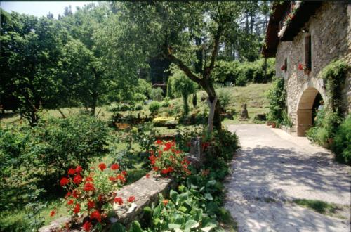 exterior casa rural garro en Vizcaya