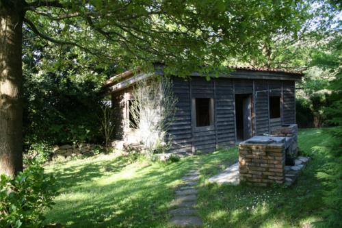 garden 2 farm house amalau in Bizkaia
