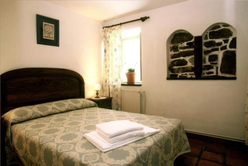 double room farm house amalau in Bizkaia