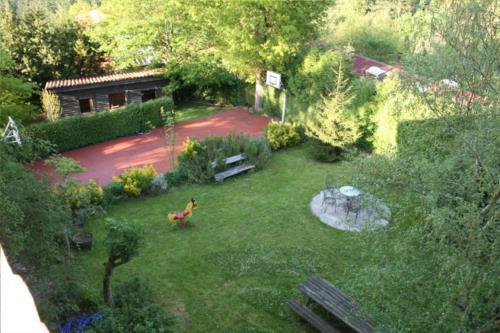 jardin agroturismo amalau en Vizcaya