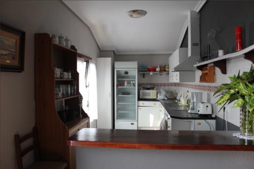 cocina agroturismo pagoederraga en gipuzkoa