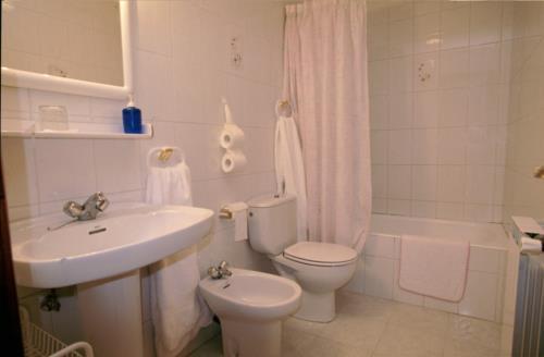 baño agroturismo haundikoa en gipuzkoa