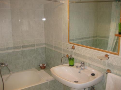 baño 3 agroturismo Aizperro en Gipuzkoa