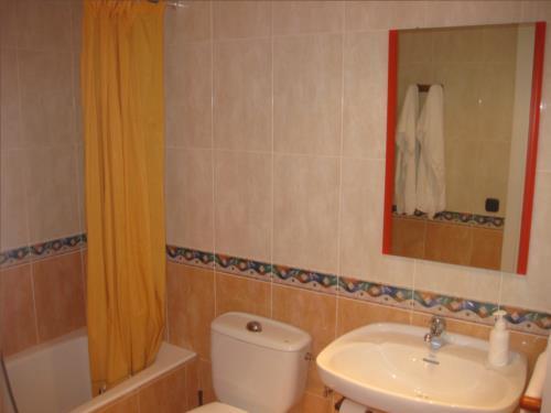 baño agroturismo Aizperro en gipuzkoa