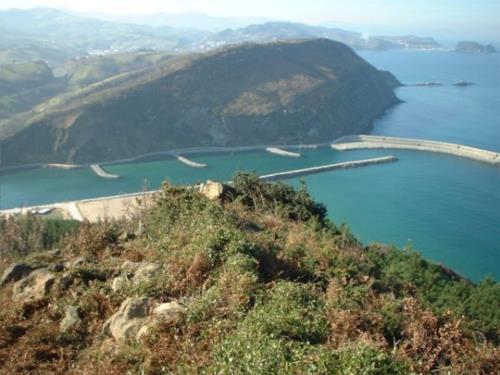 entorno agroturismo Aizperro en Gipuzkoa