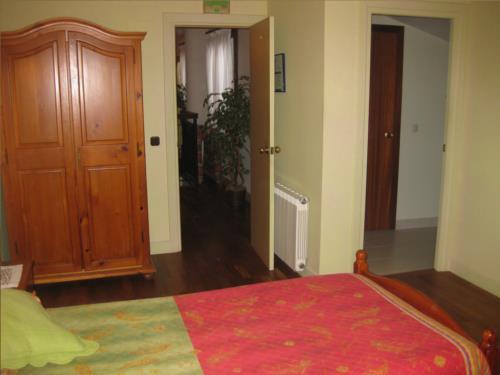 habitación doble 4 agroturismo Aizperro en Gipuzkoa