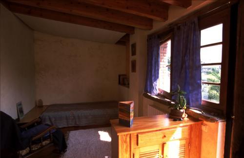 interior casa rural Ugalde Barri en Bizkaia
