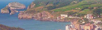 Bakio beach