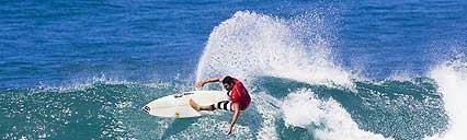 Surfing Championship Trials