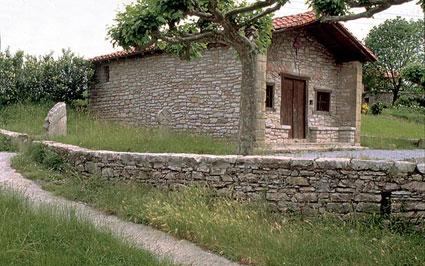 Camino de santiago de la costa agroturismos casas - Casas rurales en la costa ...