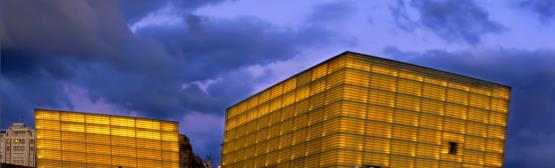Kursaal Congress Centre, San Sebastian