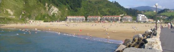 Oribazar beach