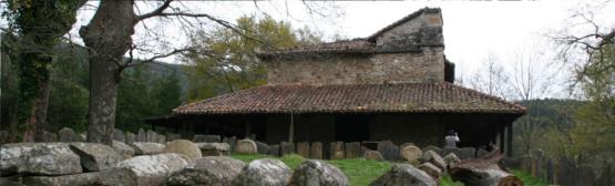 Argineta Necropolis and Hermitage