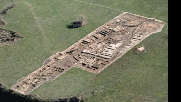 Resultado de imagen de Yacimiento celta de La Hoya
