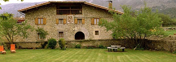 Agroturismos y casas rurales en euskadi pa s vasco el papel de la mujer - Casas pais vasco ...