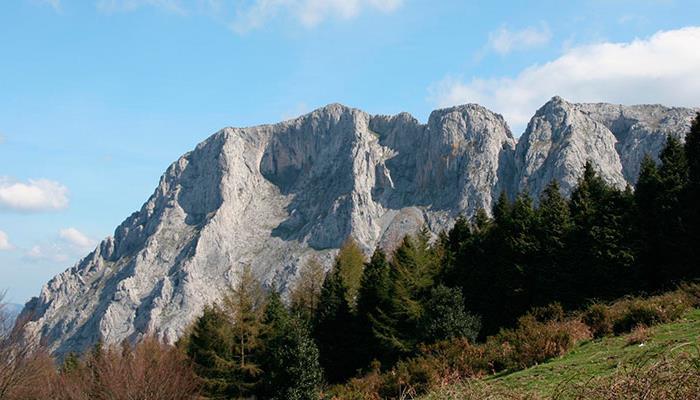 Parques naturales Euskadi
