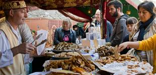 mercado medieval vitoria