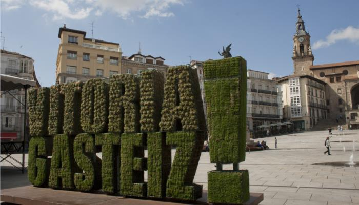 Capital de la Gatronomía 2.014 Vitoria-Gasteiz