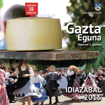 Cartel Gazta Eguna 2015