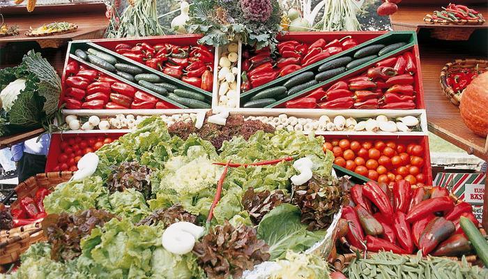 mercados y ferias Euskadi