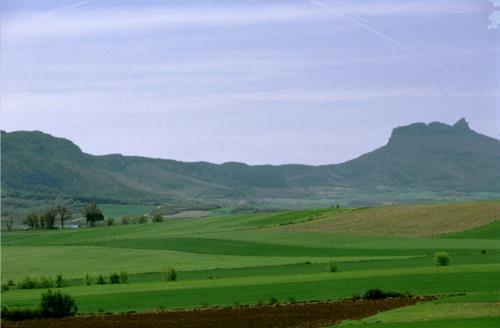 Entorno 5 agroturismo Mariví en Alava