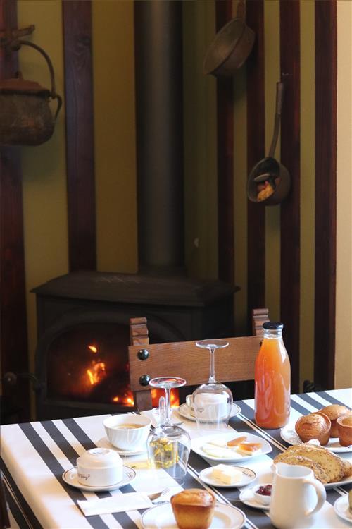 Salon para desyunos Arriola Txiki