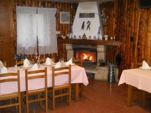 dining room country house errota berri in Gipuzkoa