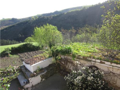 environment farm house Sarasola-Zahar in Gipuzkoa
