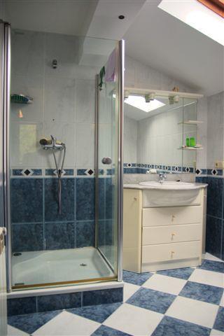 baño casa rural Altzibar Berri en Gipuzkoa