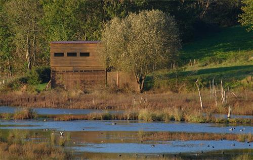landscape country house ozollo in Bizkaia