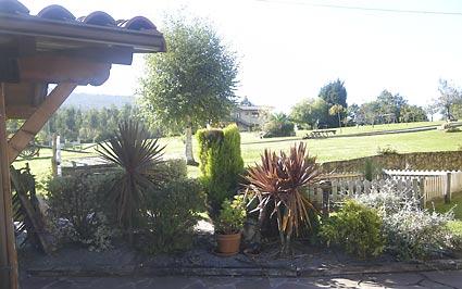 exterior casa rural Matsa en Bizkaia