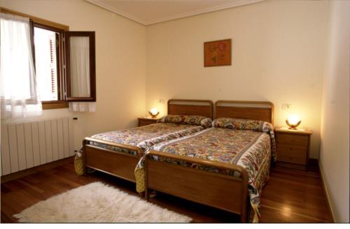 double room farm house santuaran bekoa in Gipuzkoa