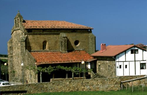 environment farm house agote aundi in Gipuzkoa