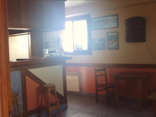 dining room country house Gure ametsa in Gipuzkoa
