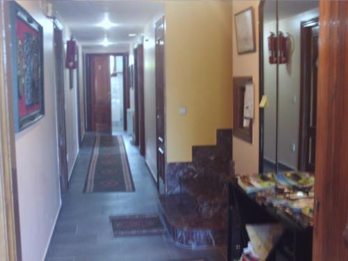 inside country house Gure ametsa in Gipuzkoa